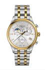 Certina DS C033.450.22.031.00 DS 8 GENT CHRONO MOONPHASE ,C0334502203100